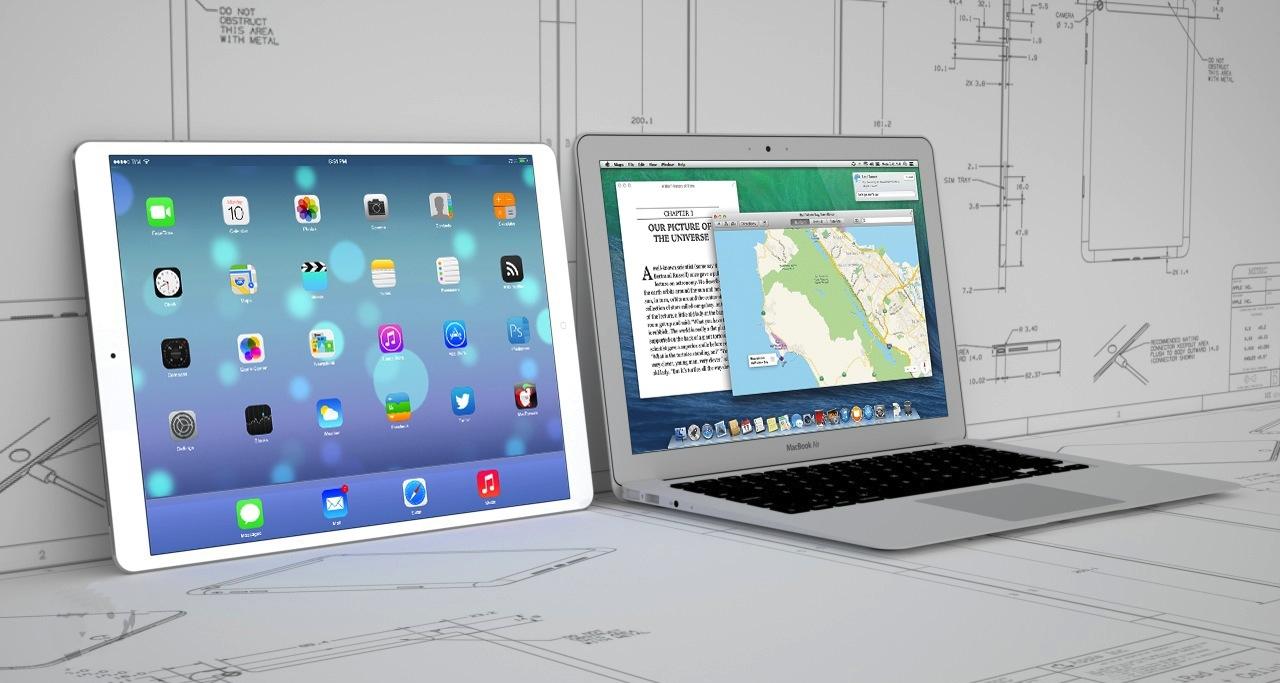 Могут ли новый MacBook Air и iPad Pro быть одним и тем же устройством?