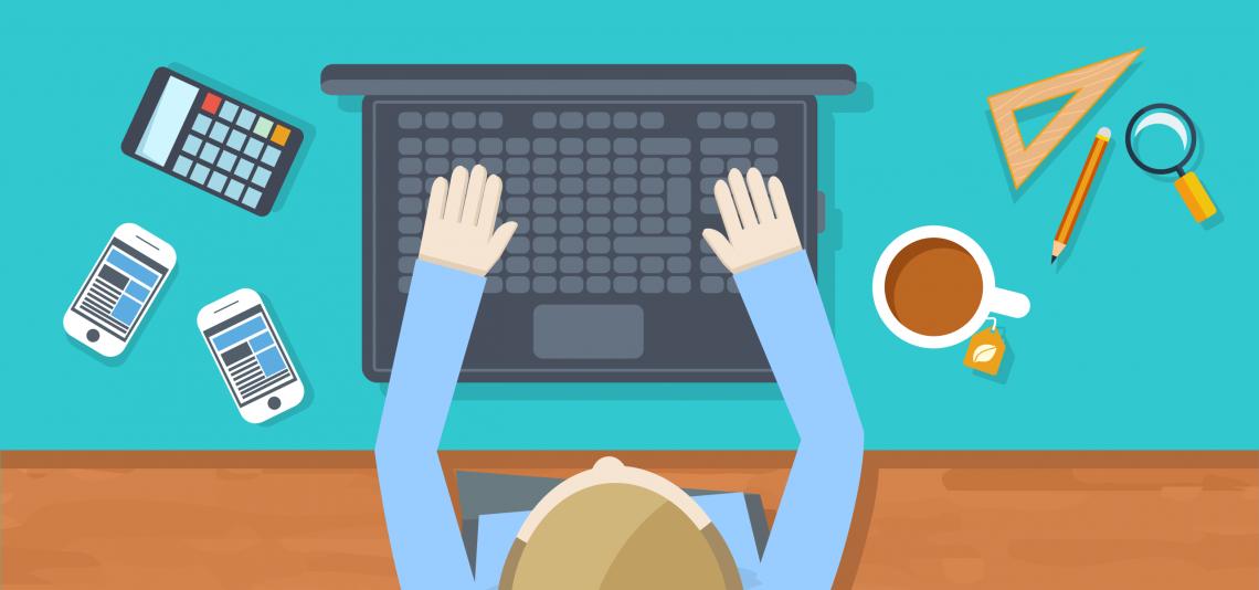 Как расставить вещи на рабочем столе, чтобы стать продуктивнее