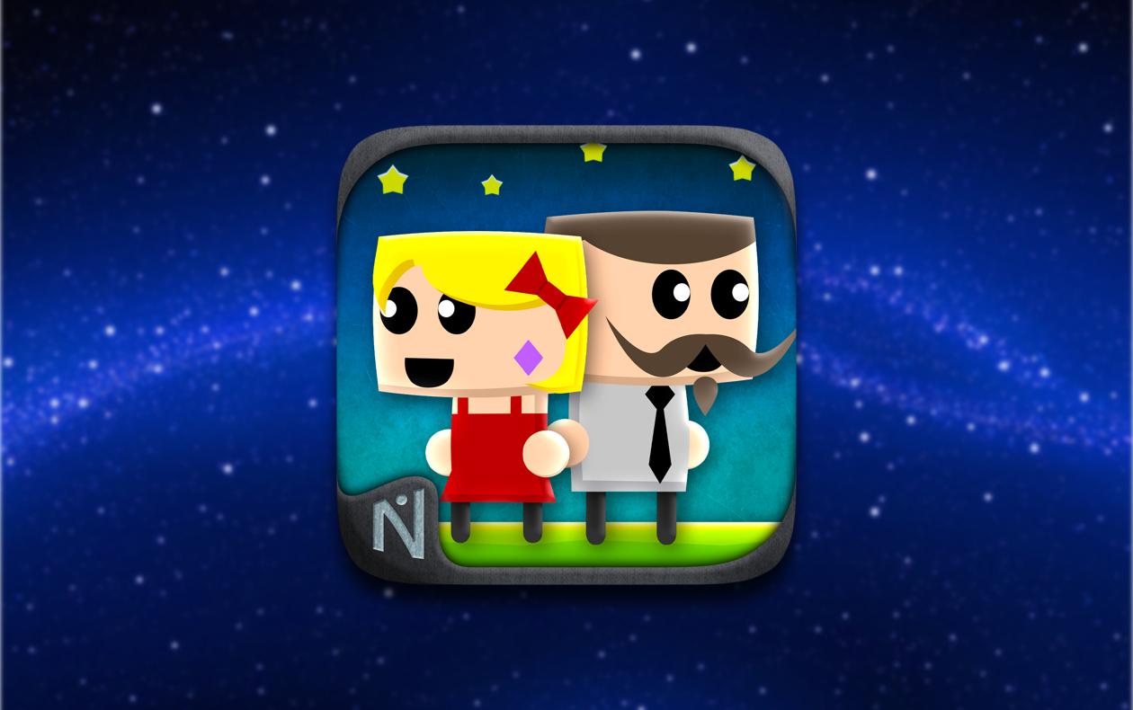 Staying together — лучшая романтическая головоломка на весь App Store