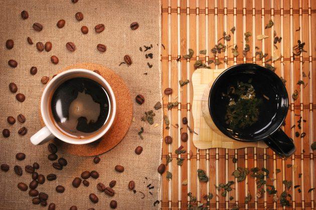 Польза кофе и чая для мозга