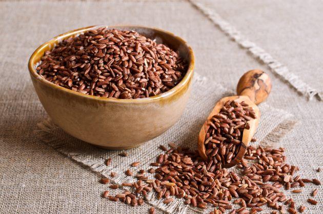Польза бурого риса для мозга