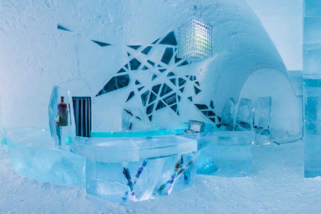 Незабываемый отдых в шведском отеле Icehotel