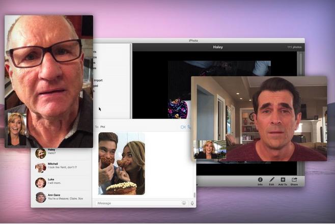 """Новый эпизод """"Американской семейки"""" полностью снят на камеры iPhone и iPad"""