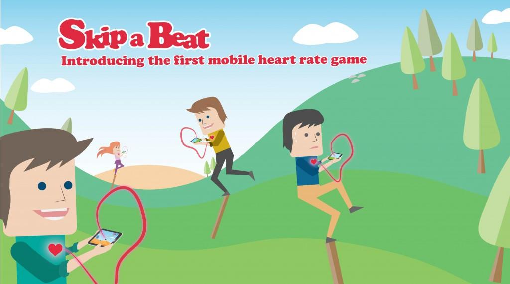 Skip a Beat для iOS —первая в мире игра, управляемая вашим сердцебиением