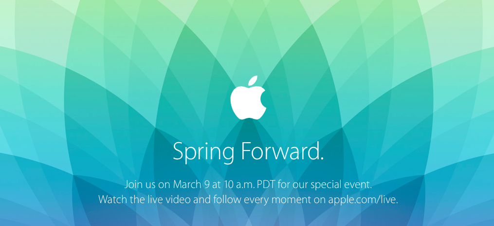 Apple проведет видеотрансляцию своей презентации 9 марта