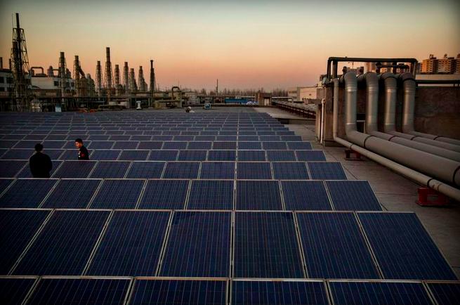 Новая штаб-квартира Apple будет питаться от солнечных батарей