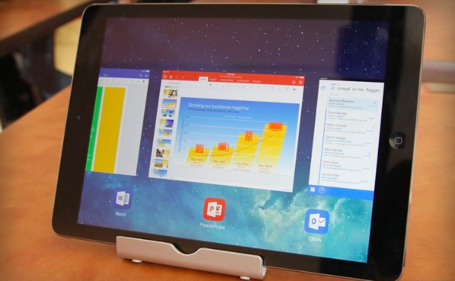 Microsoft Office для iOS получил поддержку iCloud