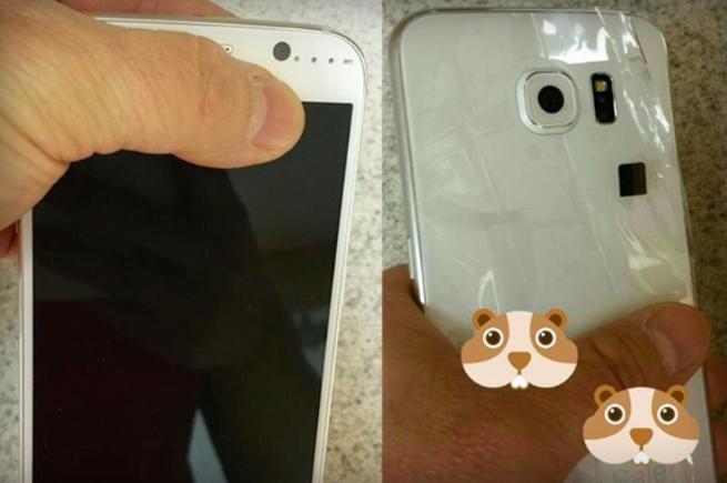 ФОТО: Именно так будет выглядеть Samsung Galaxy S6 (+ опрос)