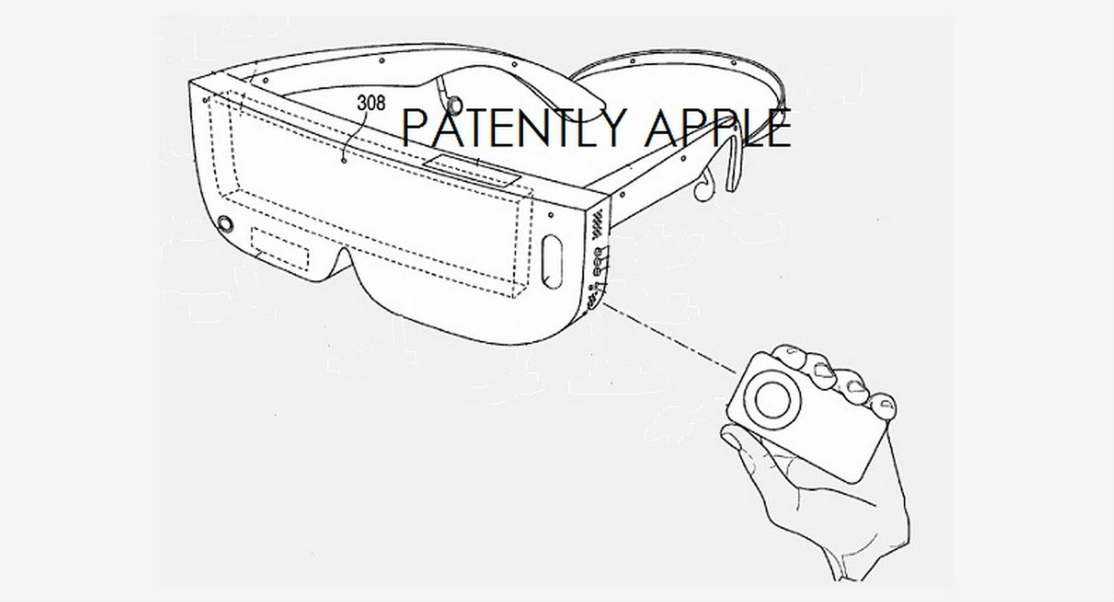 Apple получила патент на шлем виртуальной реальности для iPhone