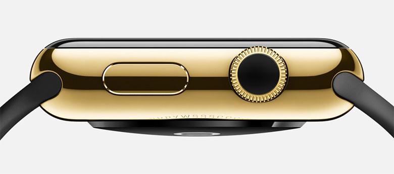 Apple Watch Edition будут стоить от 10 до 20 тысяч $