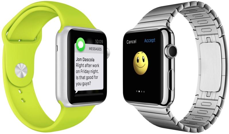 Продажи Apple Watch начнутся 6-10 апреля