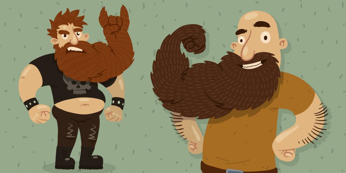Почему борода — это круто