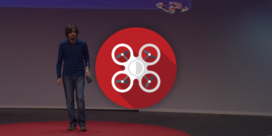 ВИДЕО: Летающая камера Fotokite… на поводке
