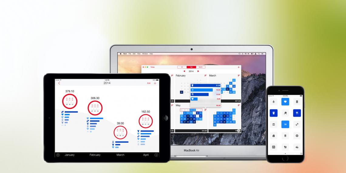 Next —менеджер финансов для iOS и Mac. И он крут!