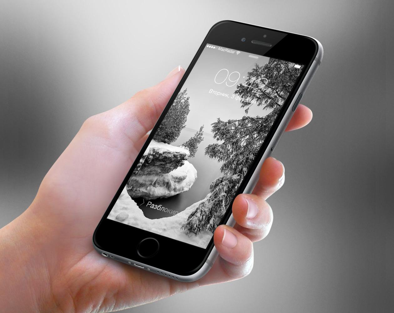 Картинки по запросу айфоном зима