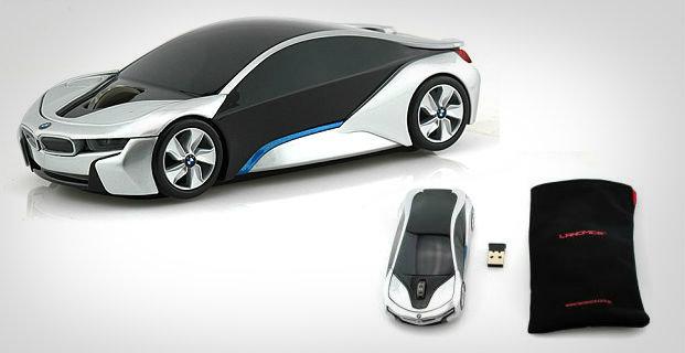 Мышка BMW i8