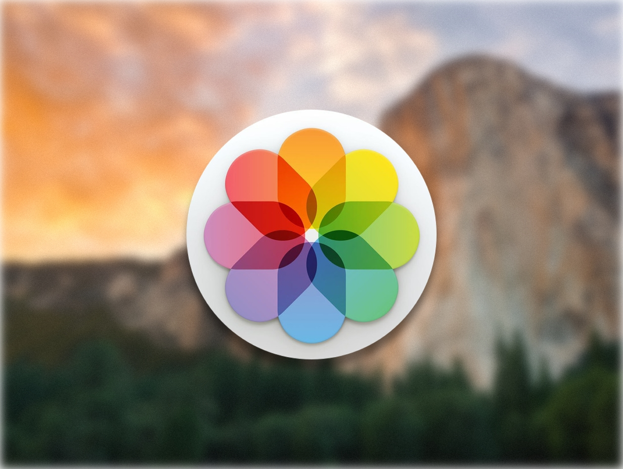 Всё, что вы хотели знать о приложении «Фото» в OS X