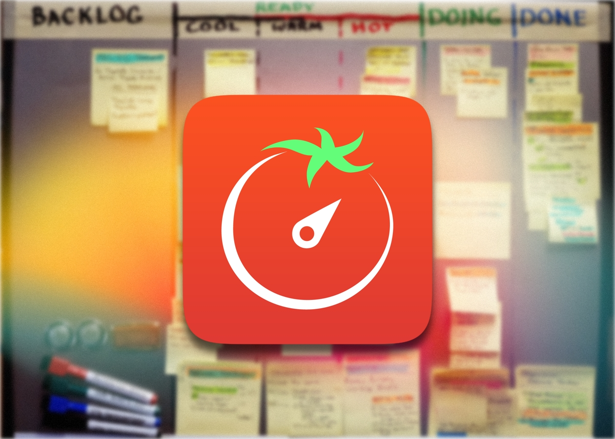 Pomodoro Time для OS X: «Помидорный» таймер для лучшей продуктивности