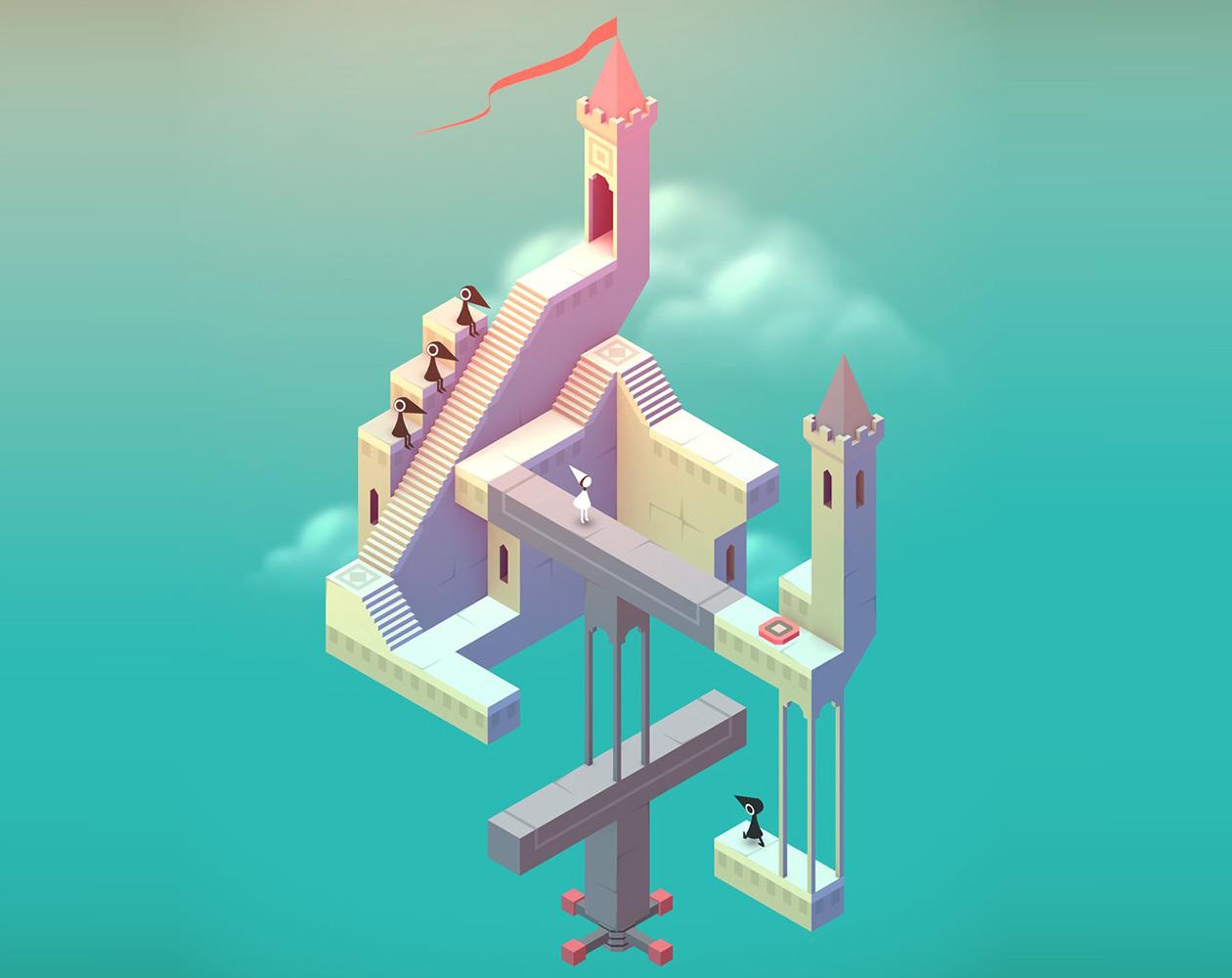Как создавалась игра Monument Valley
