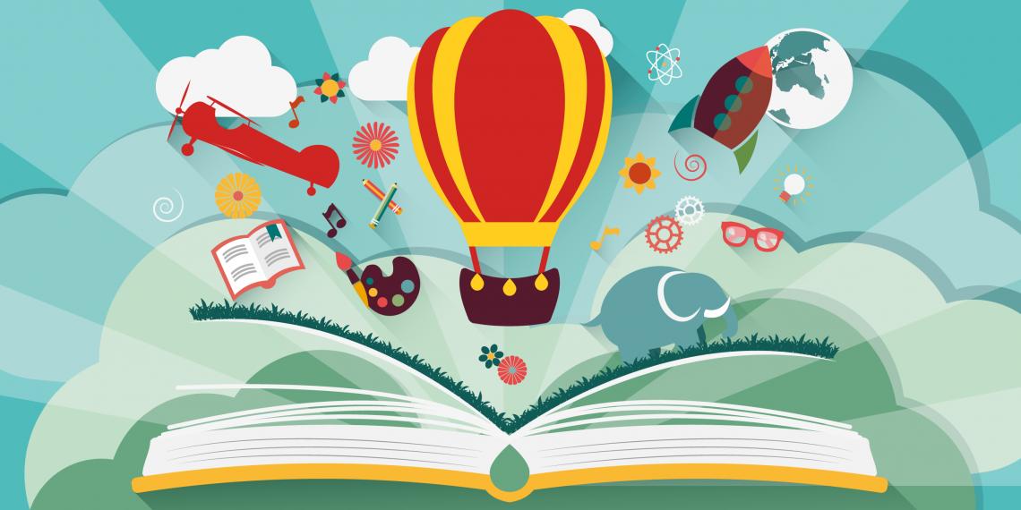 Детство без книг, или Зачем прививать ребёнку любовь к чтению