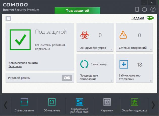 Comodo Internet Secutiry Premium