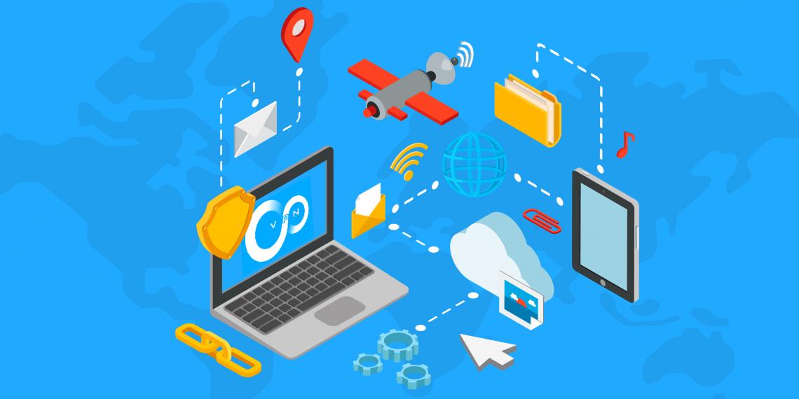 VPN Unlimited — VPNбез границ