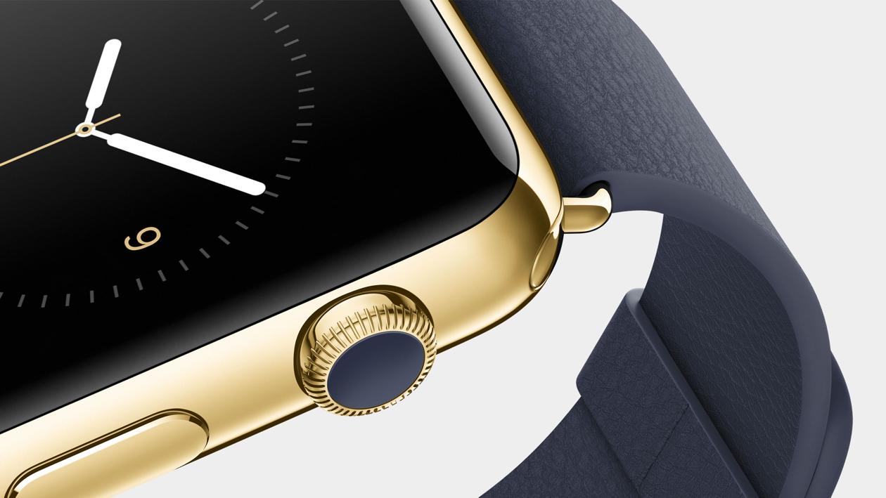 Apple запатентовала ремешки для Apple Watch