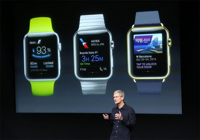 Что стоит за дизайном и ценой Apple Watch