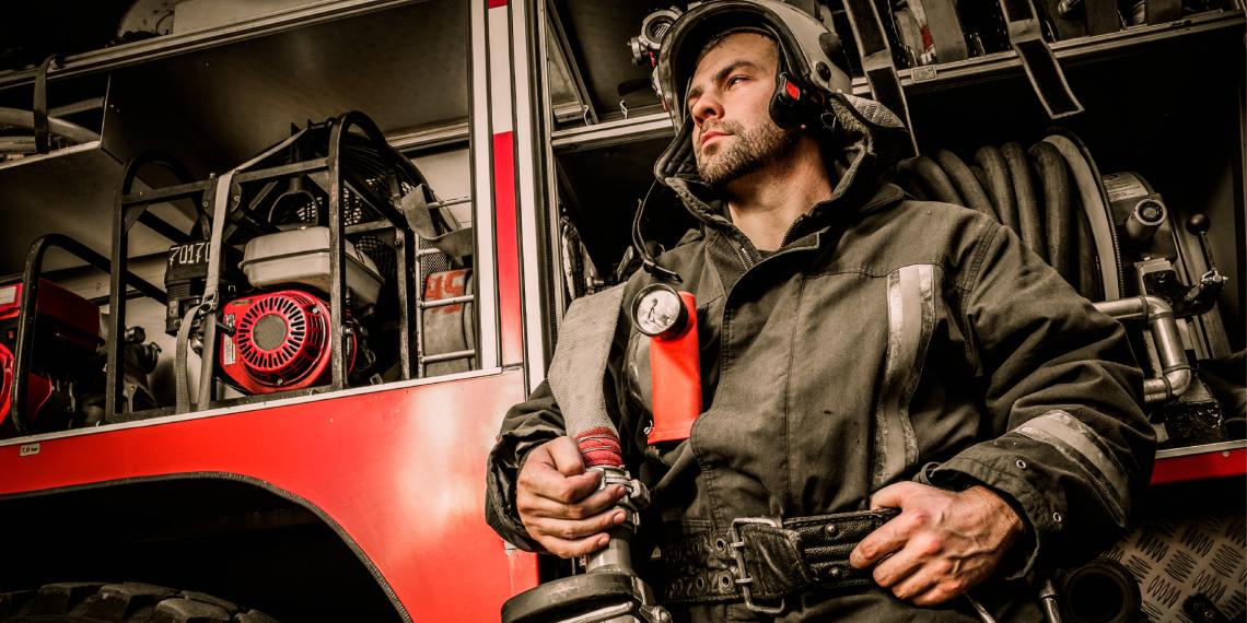 ВИДЕО: Кроссфит от пожарных Нью-Йорка