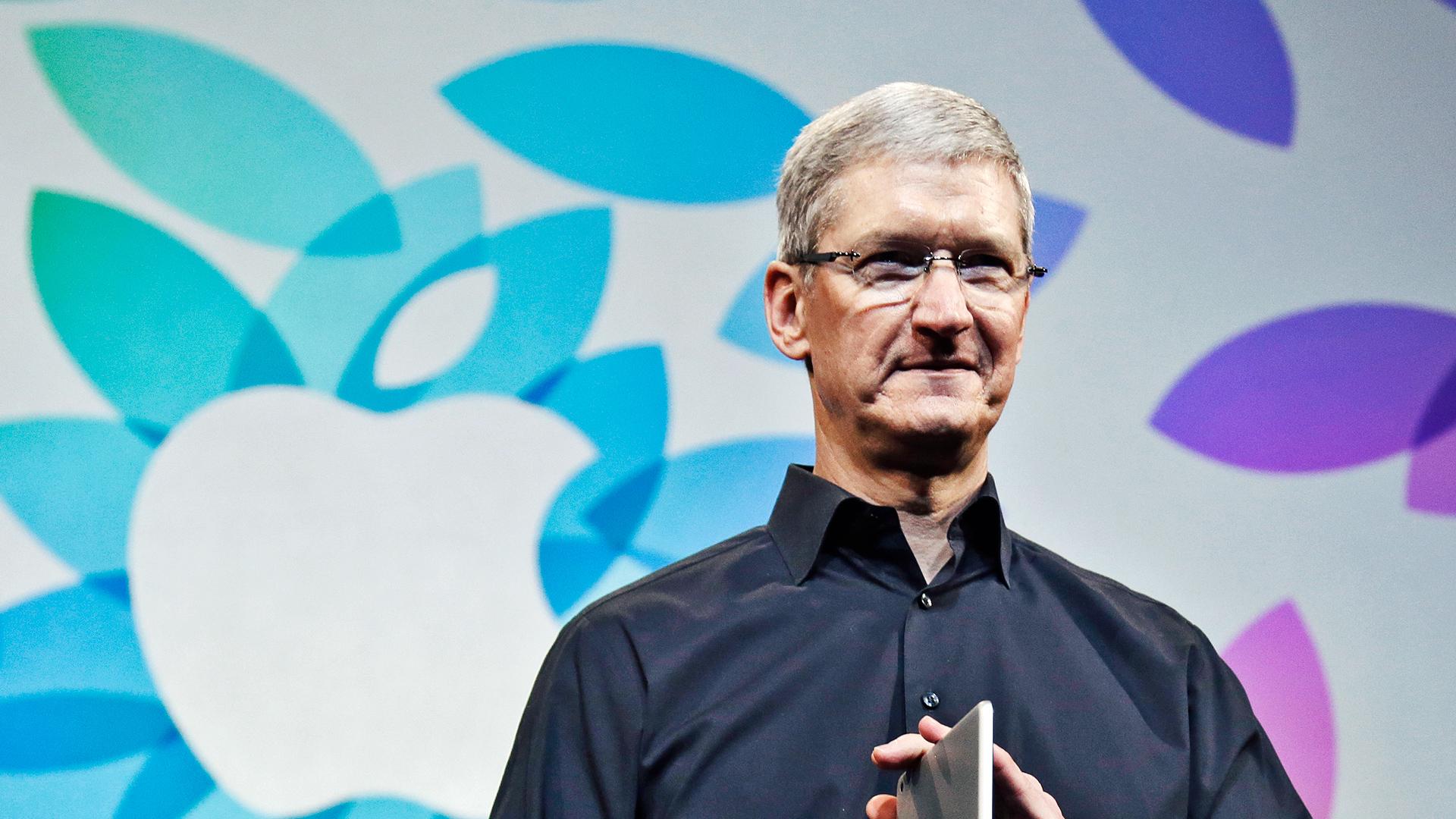 Тим Кук о роли Apple в обществе, защите персональных данных и Стиве Джобсе