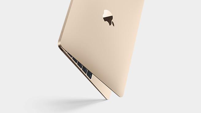 Первый взгляд на новый MacBook