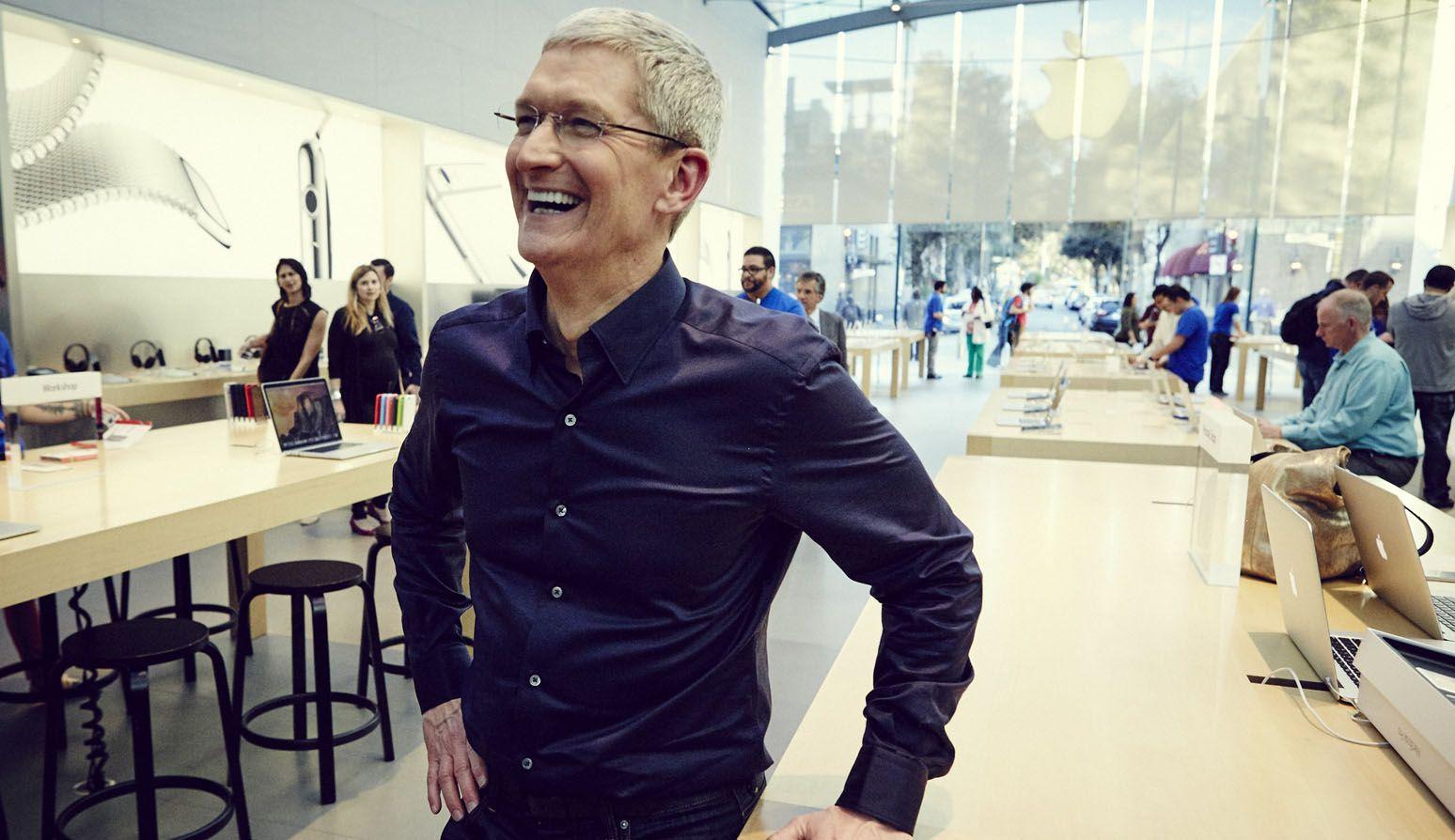 Управляй иначе: Apple в эпоху Тима Кука