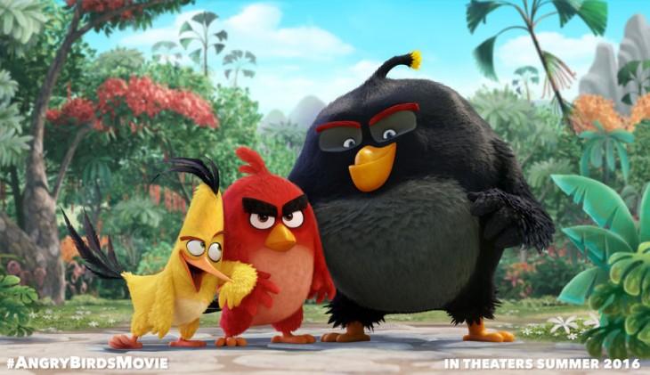 Бюджет мультфильма об Angry Birds составит $160 миллионов