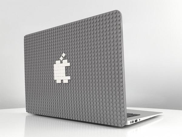 The Brik: Создайте уникальный чехол в стиле LEGO для своего MacBook