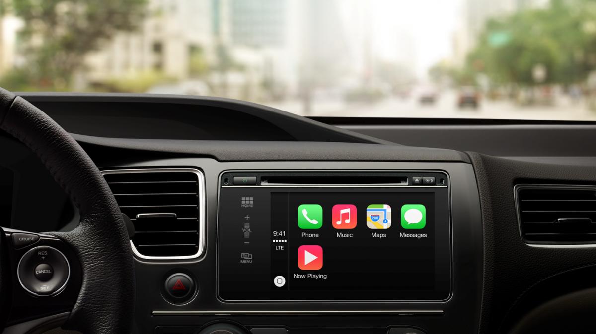 Автомобиль Apple: зарождение легенды