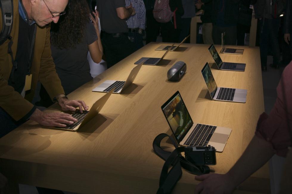 Новый MacBook во всей красе (Фото + видео)