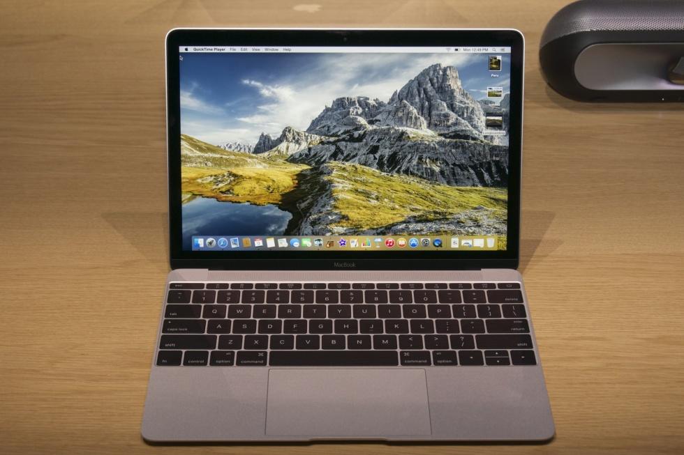 Новый MacBook — компьютер, опередивший свое время
