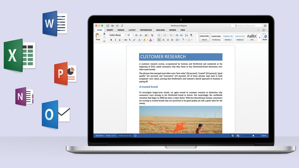 10 лучших возможностей Microsoft Office 2016 для Mac