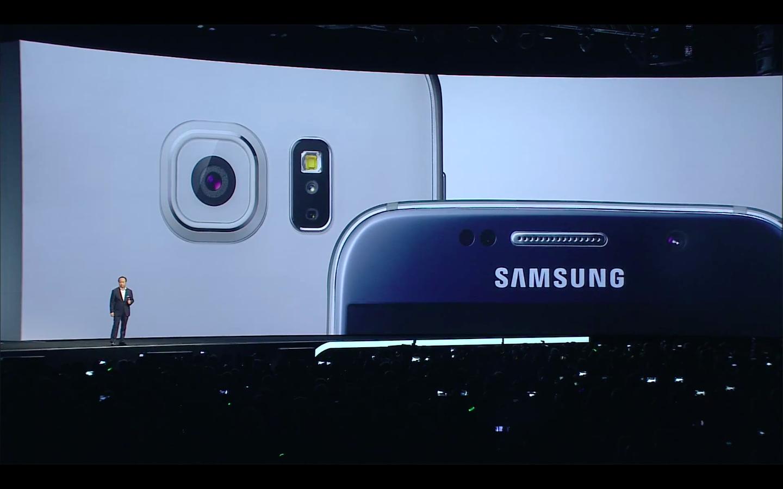 Samsung Galaxy S6: Первый взгляд
