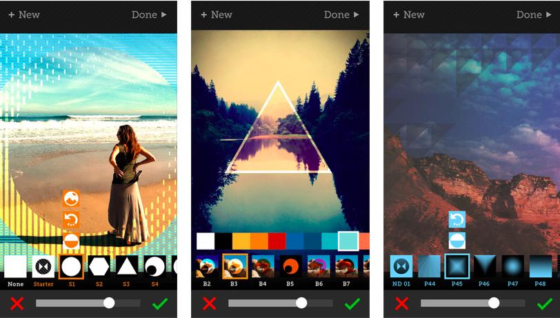 Фоторедактор Tangent – приложение недели App Store по версии Apple
