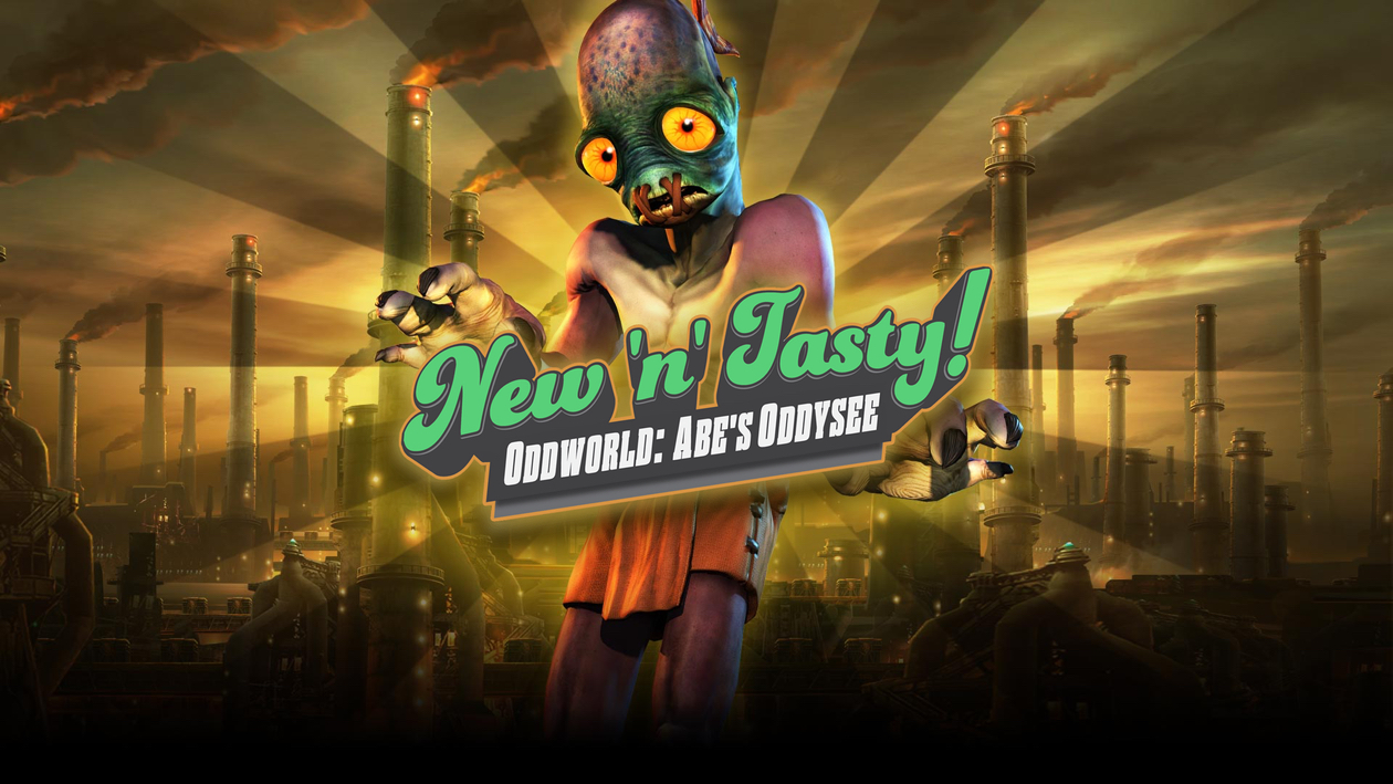 Oddworld: New 'n' Tasty — реинкарнация знаменитой Abe's Oddysee на Mac