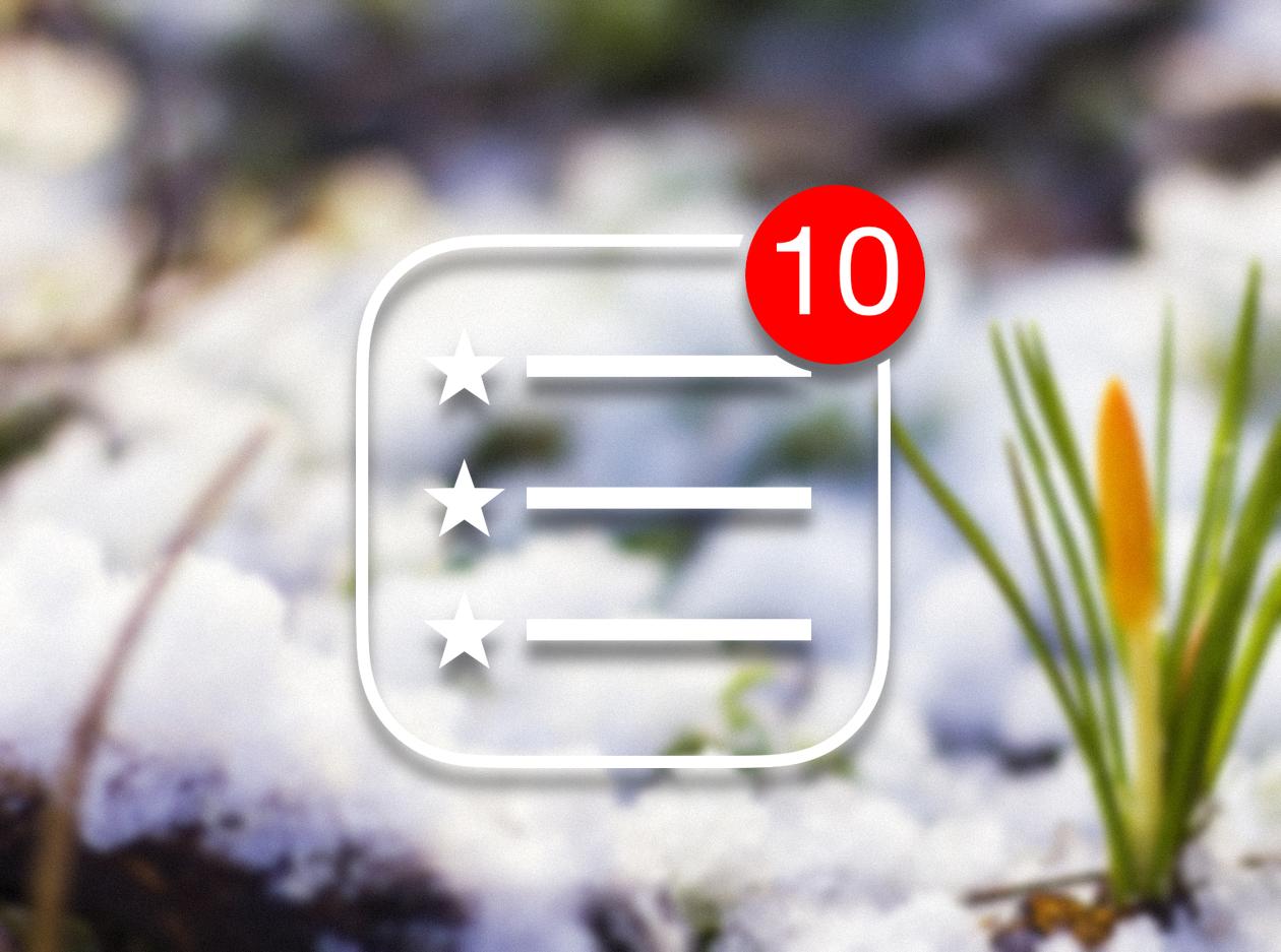 10 лучших приложений февраля