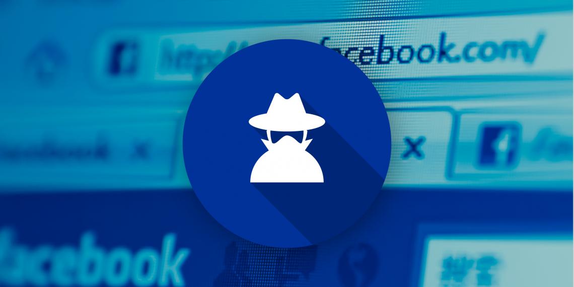 Простой способ стать полностью невидимым в Facebook