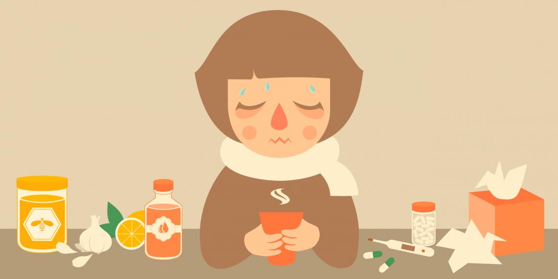 ВИДЕО: 8 эффективных домашних средств от простуды
