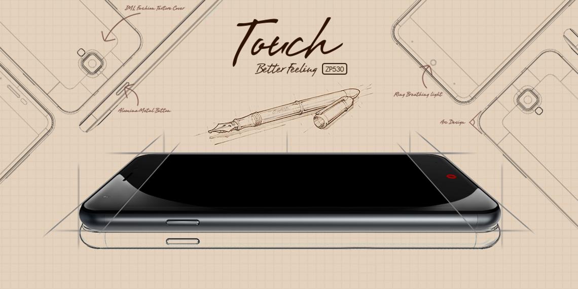 Альтернатива Samsung Edge — гнутый Zopo