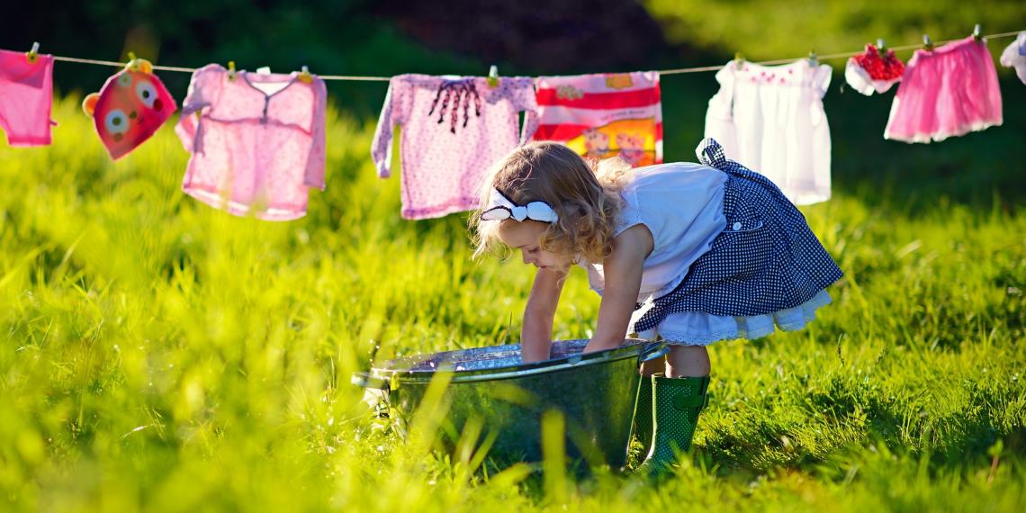 Почему у ребёнка должны быть обязанности по дому