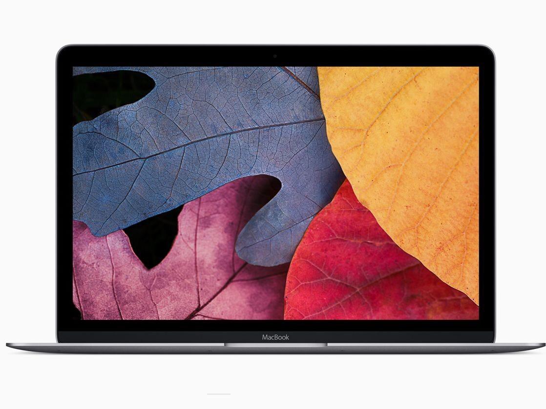 Apple продаст всего 450 тысяч новых MacBook в первой половине 2015-го