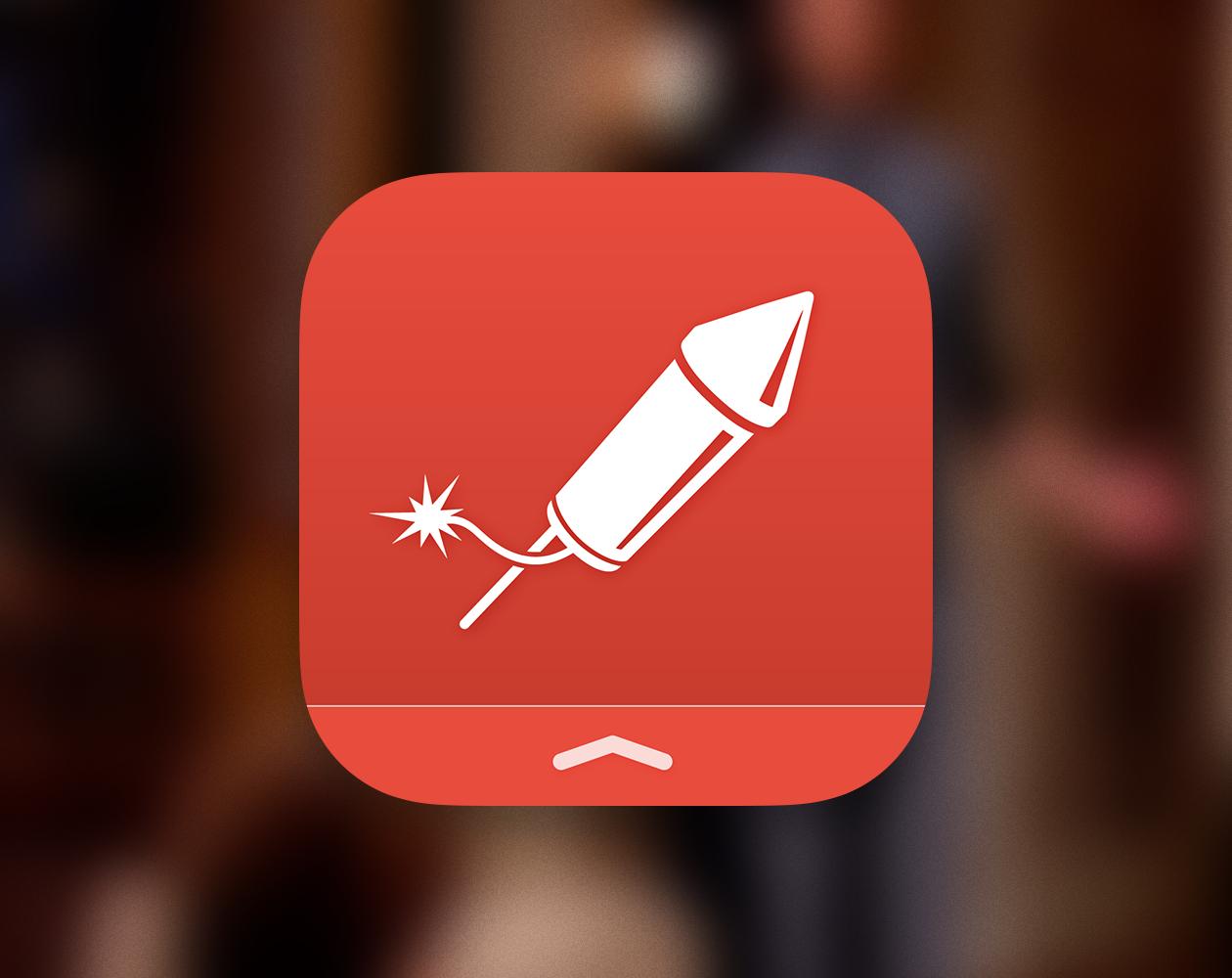Launcher для iOS —необычный виджет, который пропустили в App Store спустя 3 месяца
