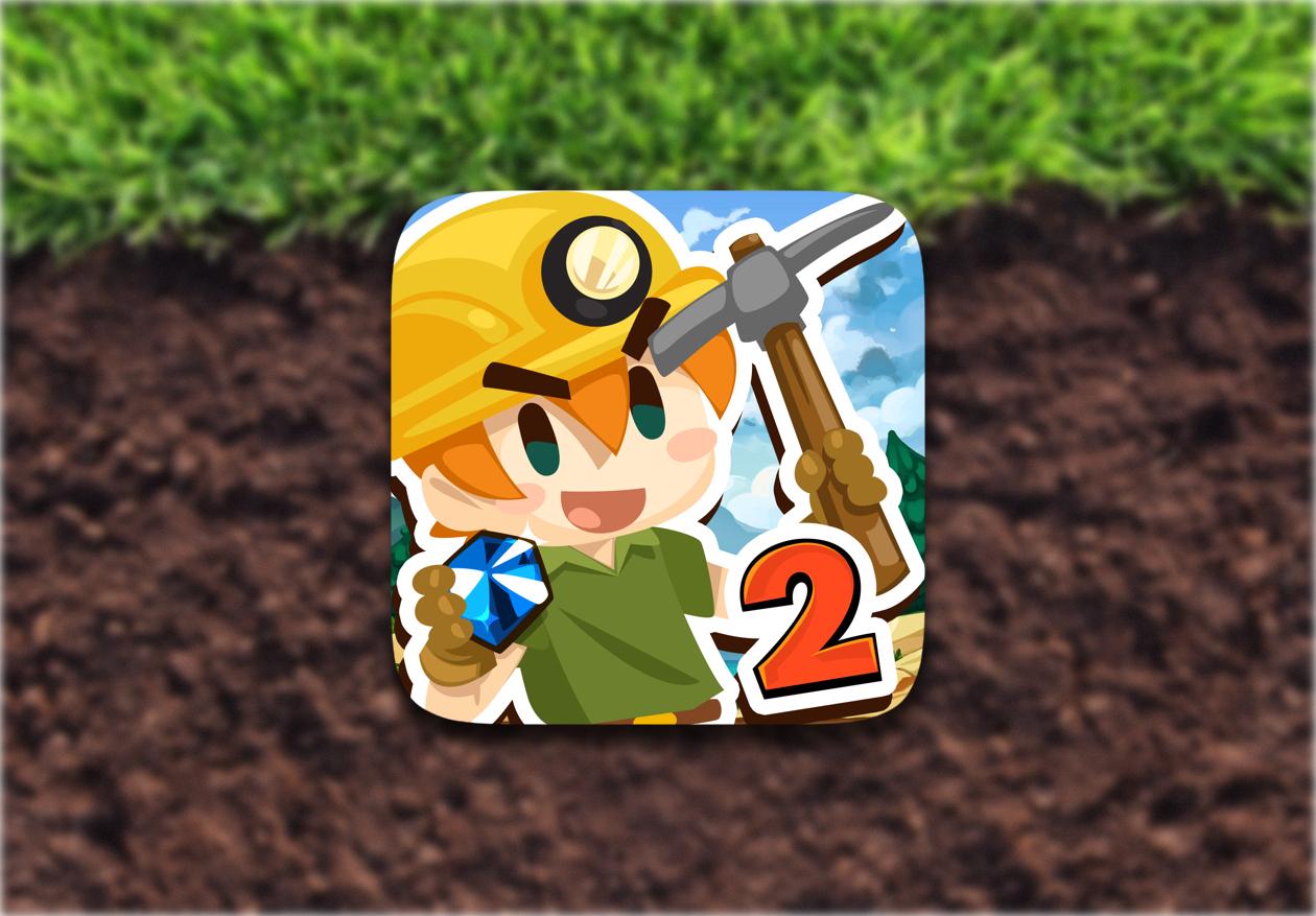 Pocket Mine 2  — доберись до самых недр земли