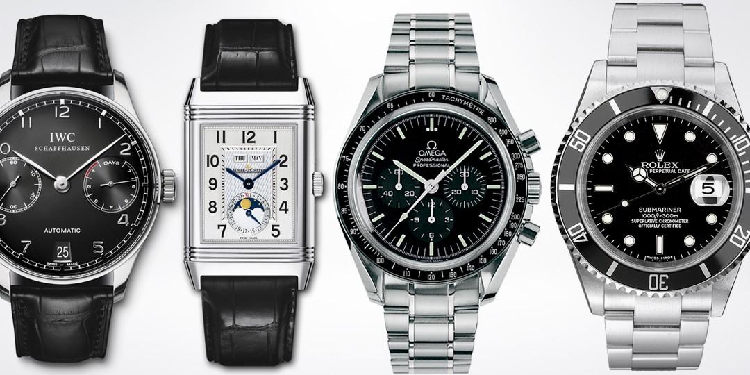 5 альтернатив Apple Watch Edition за $10 000